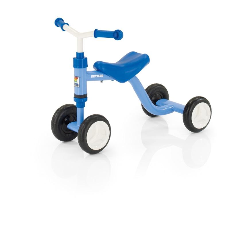 Tricicleta fara pedale Kettler Smoovy - albastru