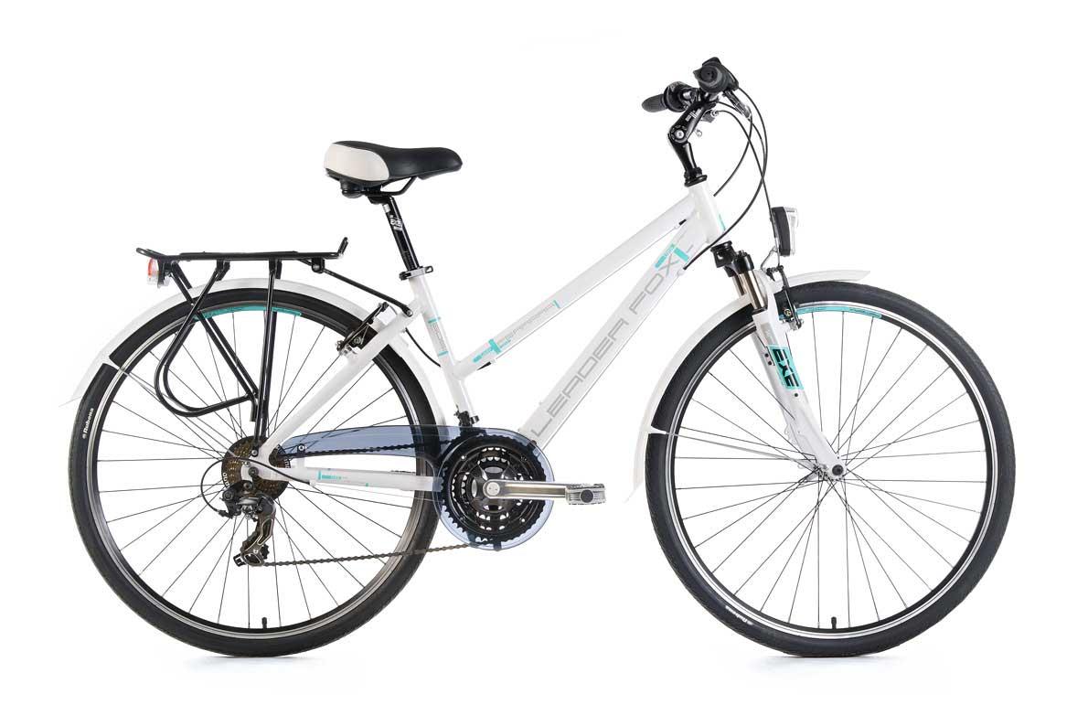 Bicicleta de oras Leader Fox Ferrara Lady 2016