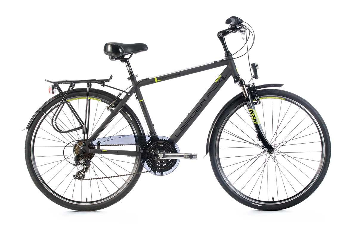 Bicicleta de oras Leader Fox Ferrara Gent 2016