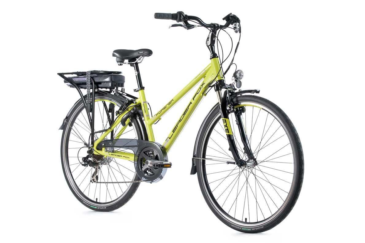 Bicicleta electrica Leader Fox Forenza Lady 2016 - 13Ah