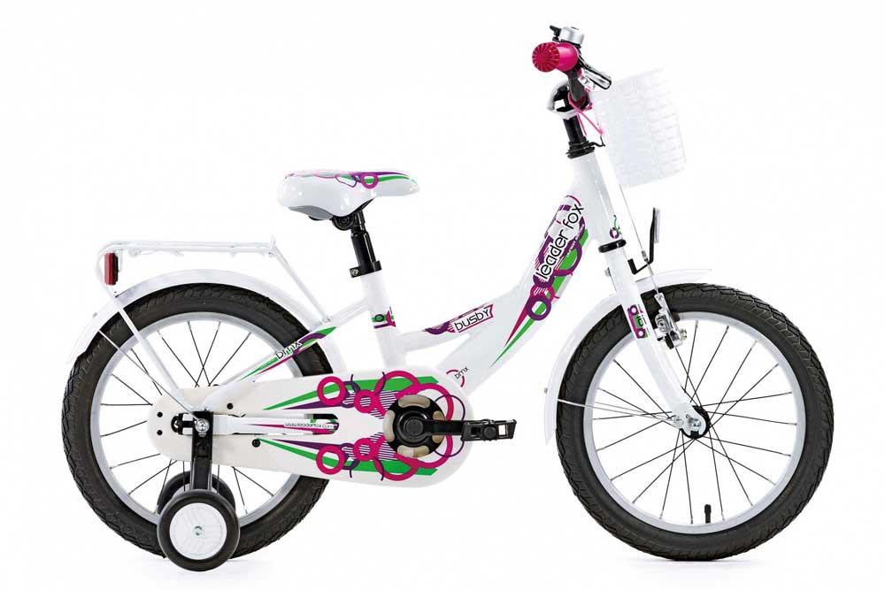 Bicicleta de copii Leader Fox Busby 16