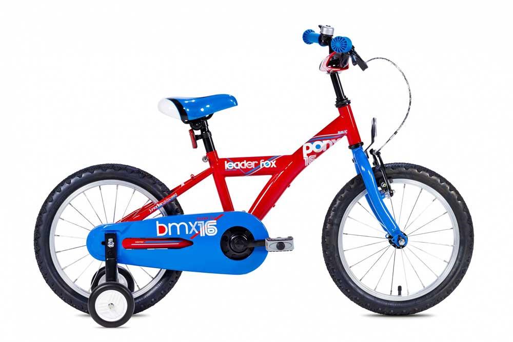 Bicicleta de copii Leader Fox Pony Boy 16