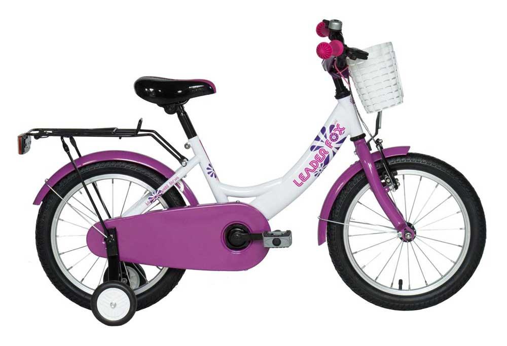 Bicicleta de copii Leader Fox Pony Girl 16