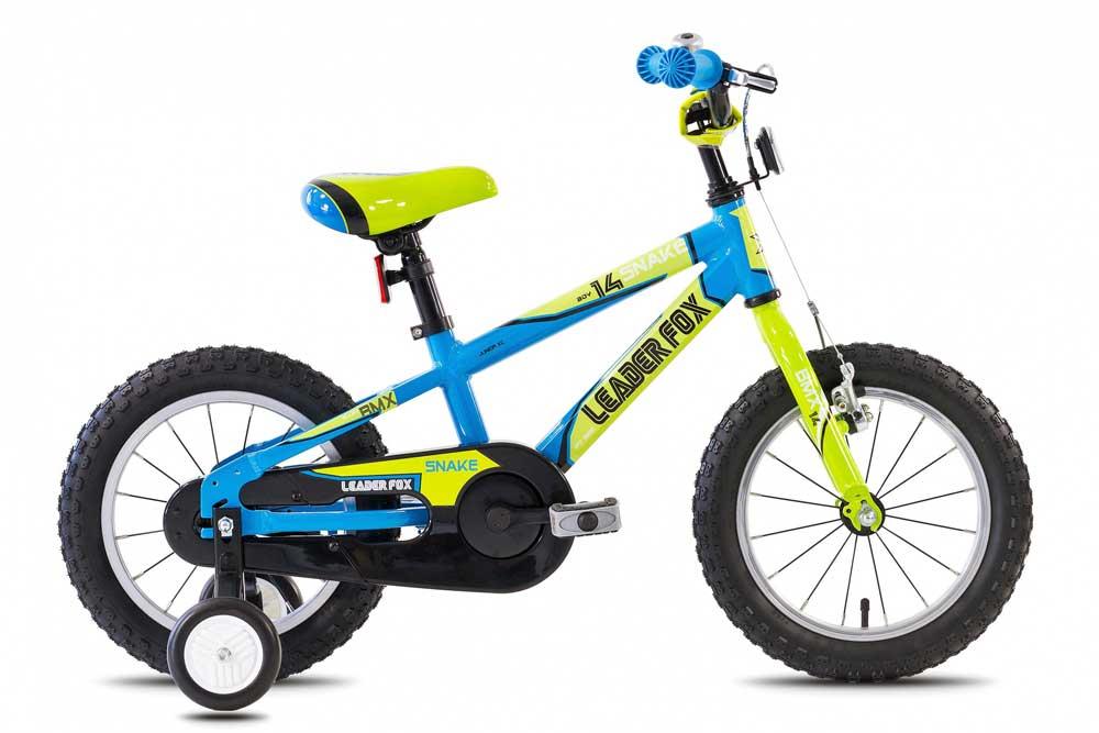 Bicicleta de copii Leader Fox Snake 14