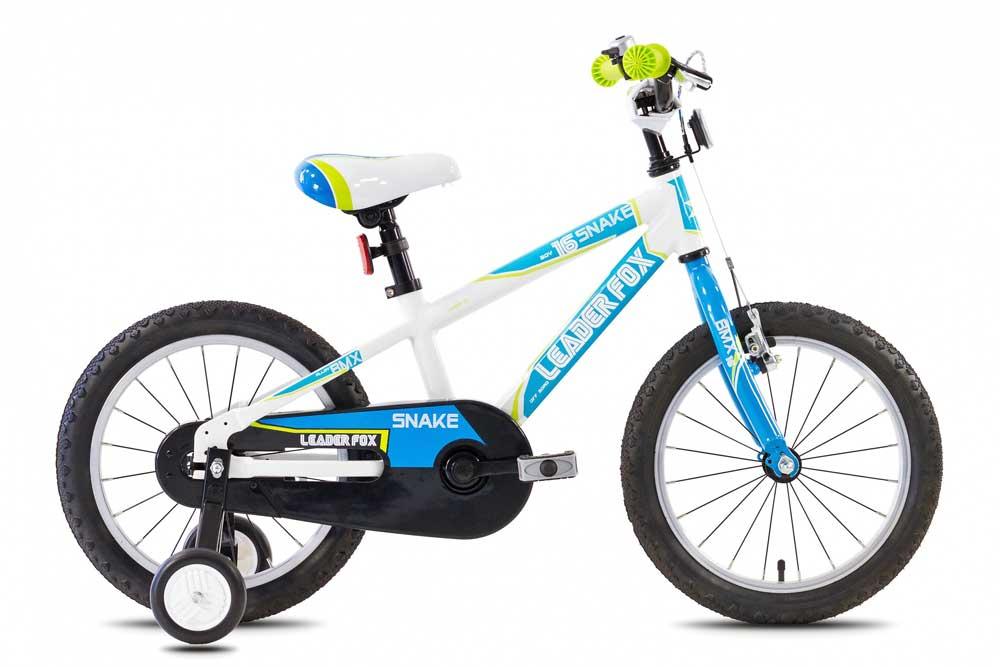 Bicicleta de copii Leader Fox Snake 16