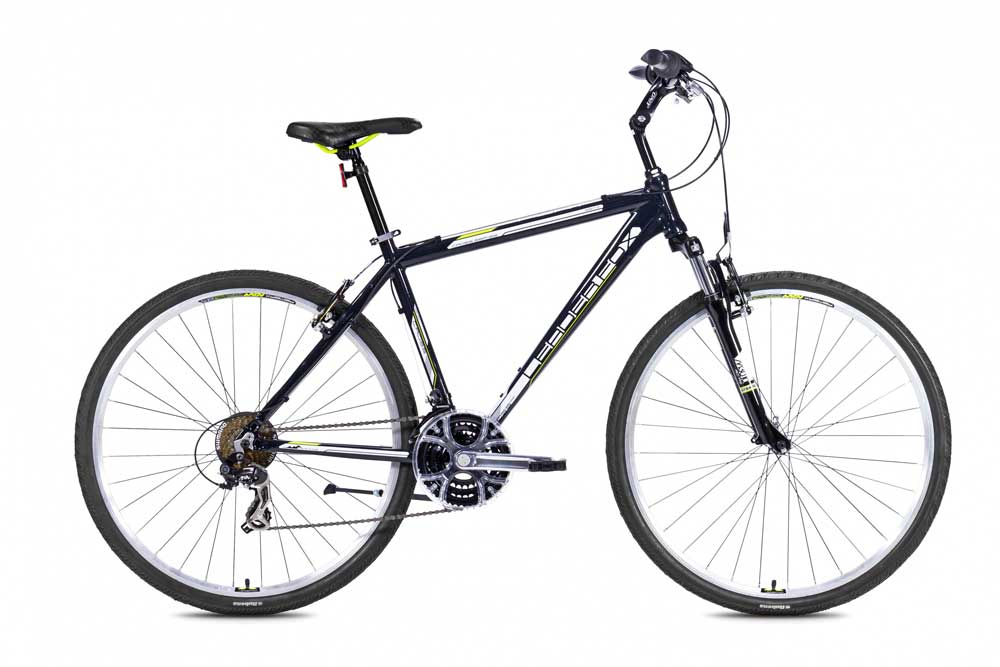 Bicicleta Cross Leader Fox Away Gent