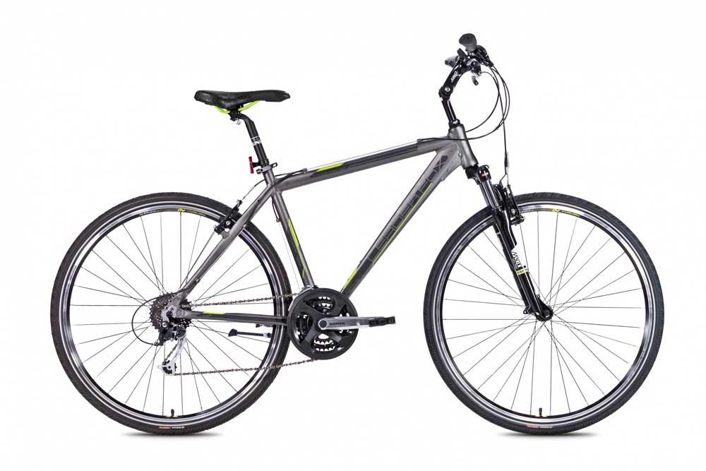 Bicicleta Cross Leader Fox Daft Gent