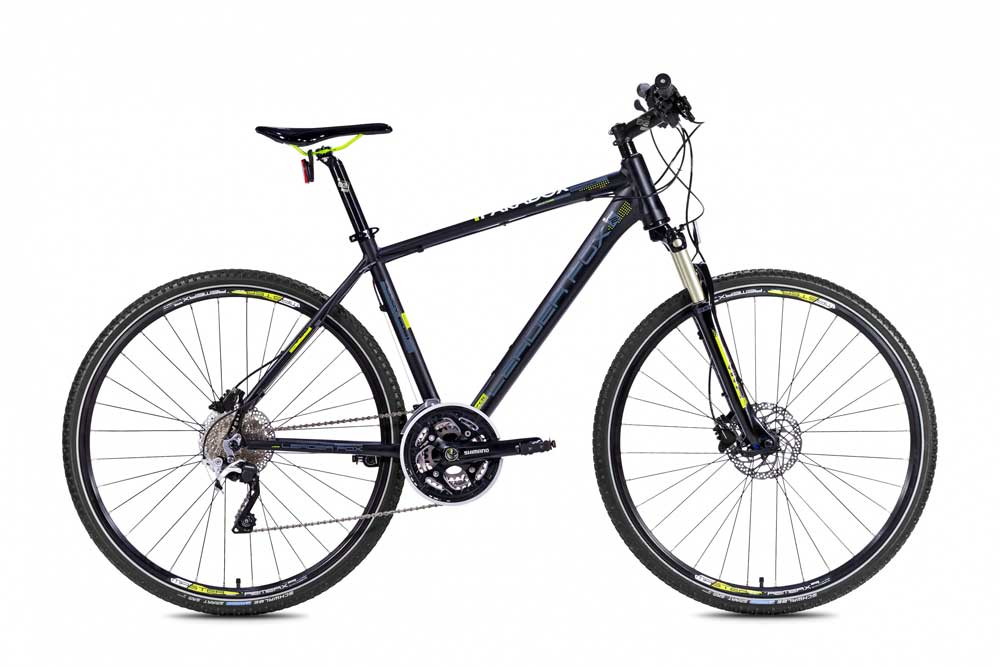 Bicicleta Cross Leader Fox Paradox