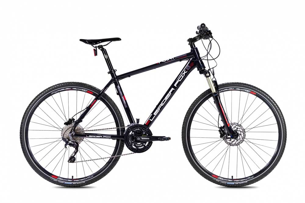 Bicicleta Cross Leader Fox Point Gent