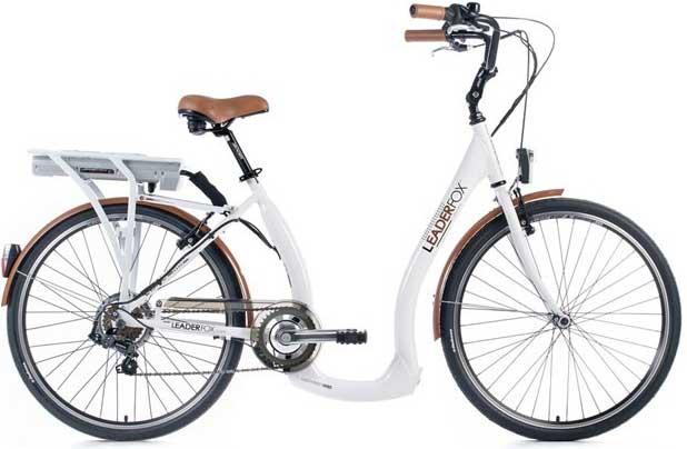 Bicicleta electrica de oras Leader Fox E-Holand Lady