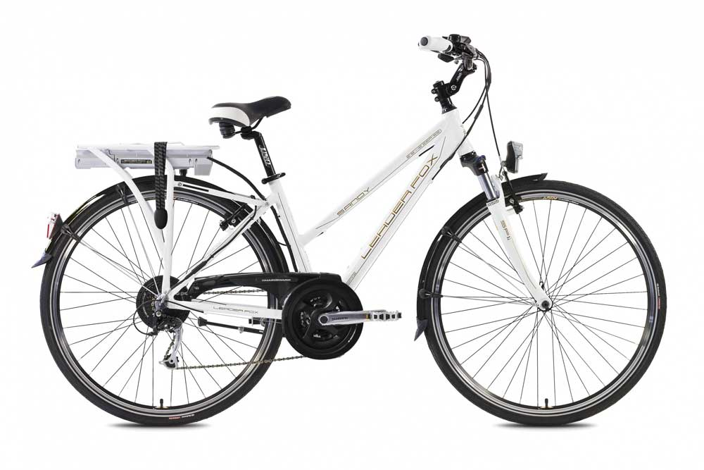 Bicicleta electrica de oras Leader Fox E-Sandy Lady