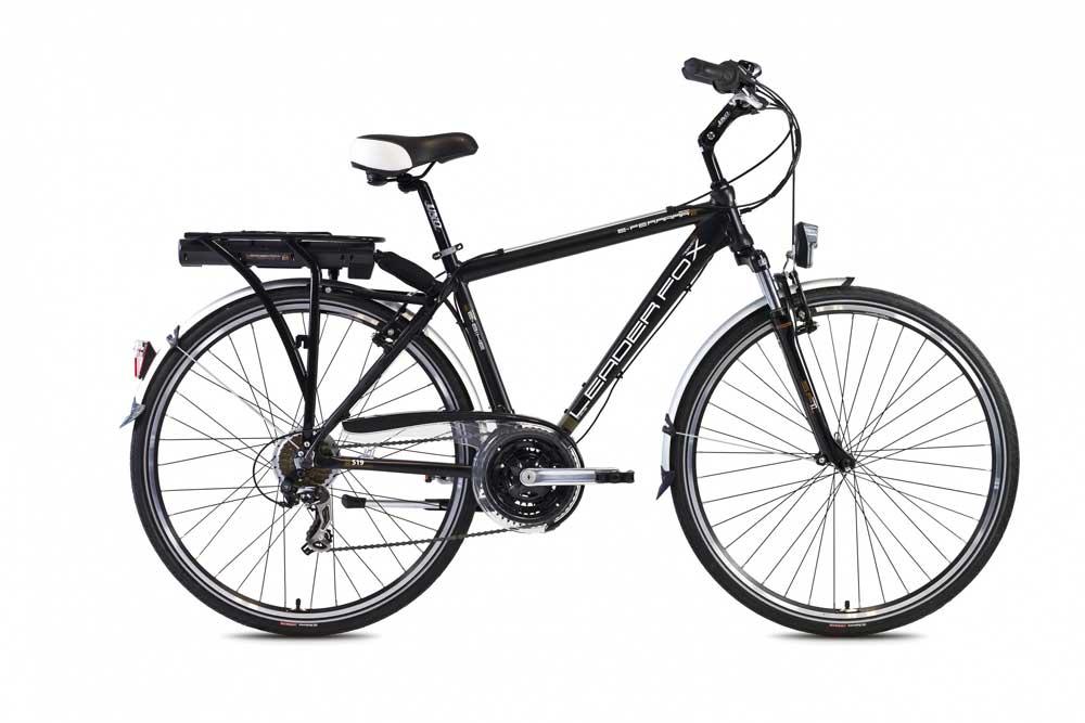 Bicicleta electrica de oras Leader Fox E-Ferrara Gent