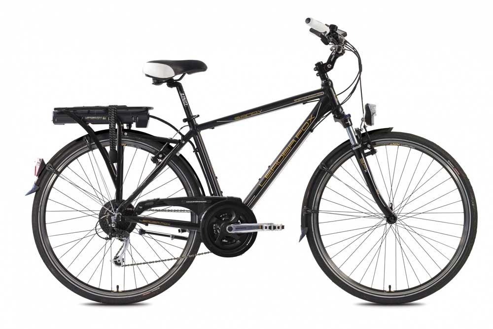 Bicicleta electrica de oras Leader Fox E-Sandy Gent