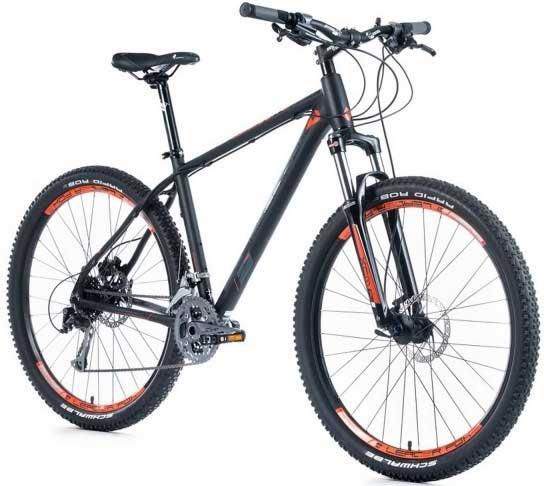 Bicicleta MTB Leader Fox Zero
