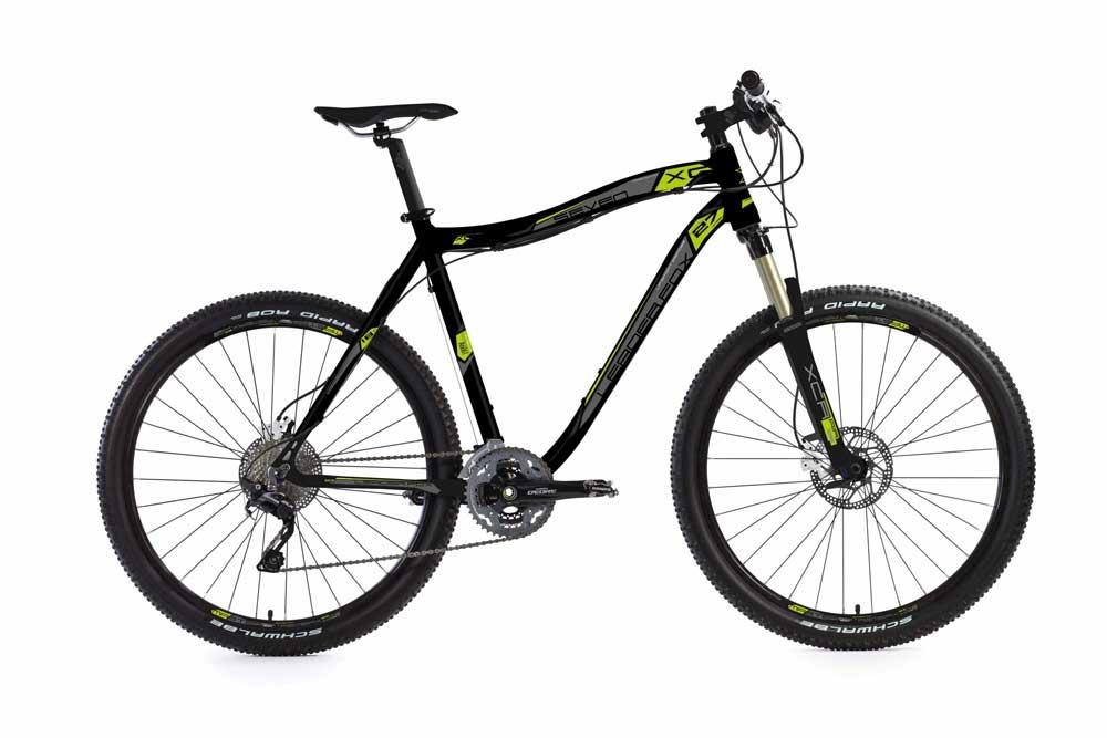 Bicicleta MTB Leader Fox Seven