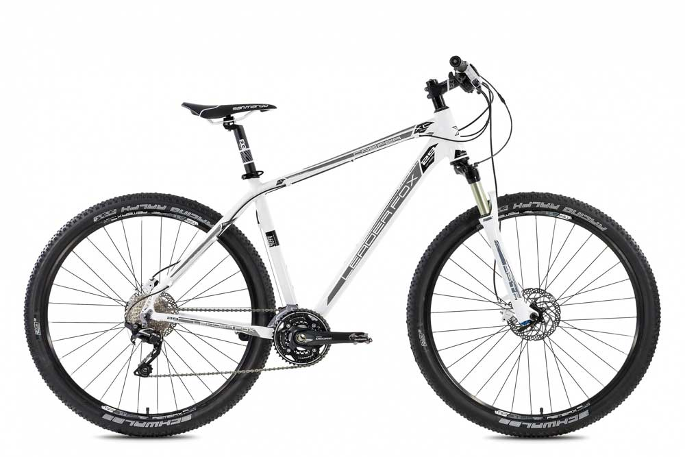 Bicicleta MTB Leader Fox Casper