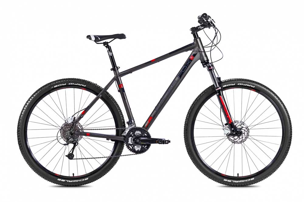 Bicicleta MTB Leader Fox Trap