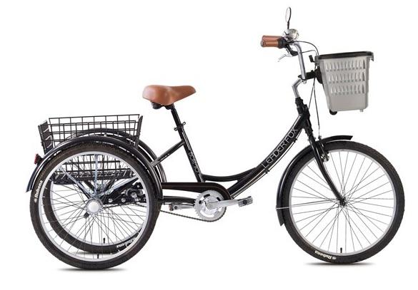 Tricicleta pentru adulti Leader Fox Conroe