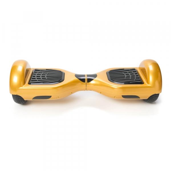 Scooter electric LexGo Boxter - auriu