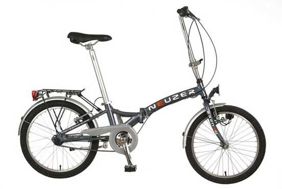 """Bicicleta pliabila Neuzer Folding 20"""" Nexus - 3S"""