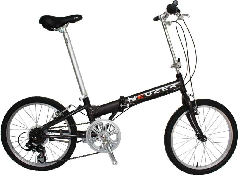 """Bicicleta pliabila Neuzer Folding 20"""" Sport - 7S"""