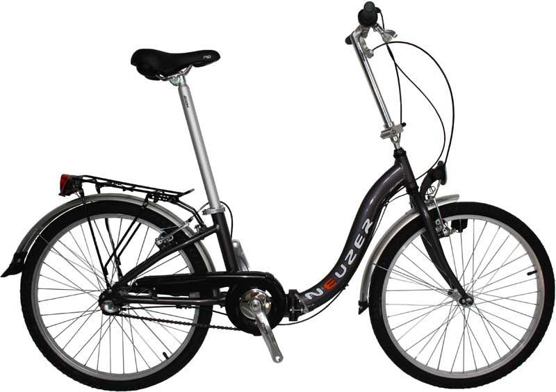 """Bicicleta pliabila Neuzer Folding 24"""" Nexus - 3S"""