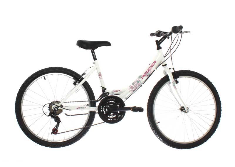 Bicicleta Neuzer Cindy Revo 24 6V