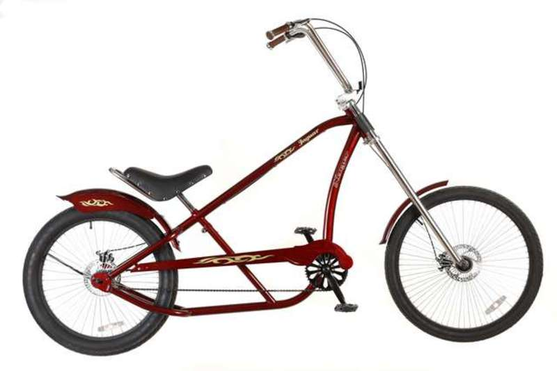 Bicicleta Neuzer Chopper Jaguar