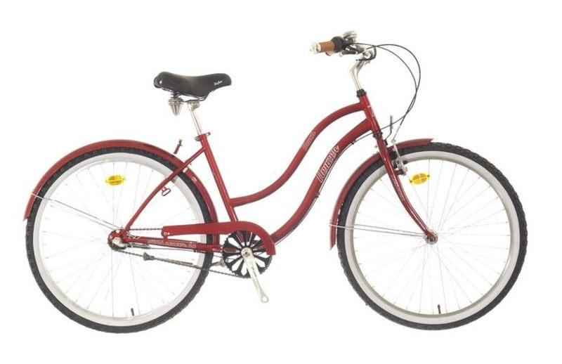 Bicicleta cruiser Neuzer California 3V