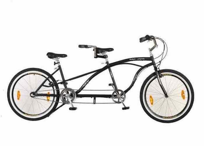 Bicicleta cruiser Neuzer Tandem Twilight 3s
