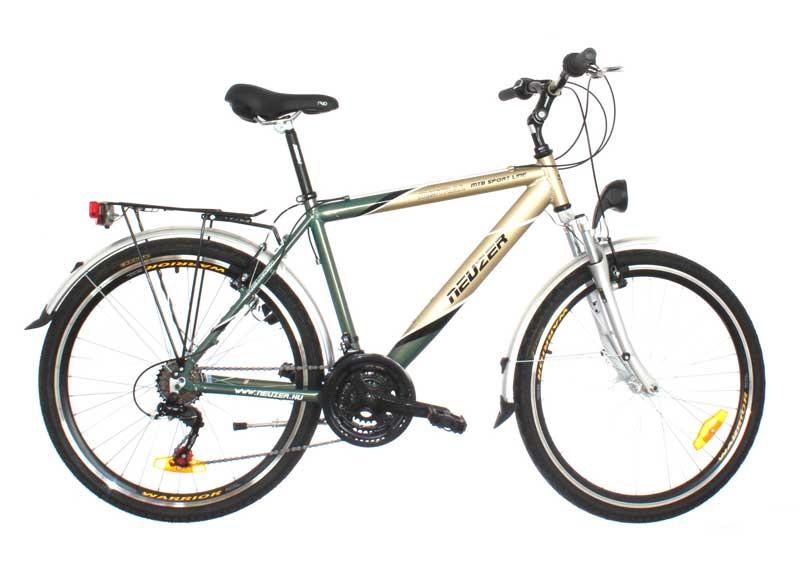 Bicicleta de oras Neuzer Mistral 18 City