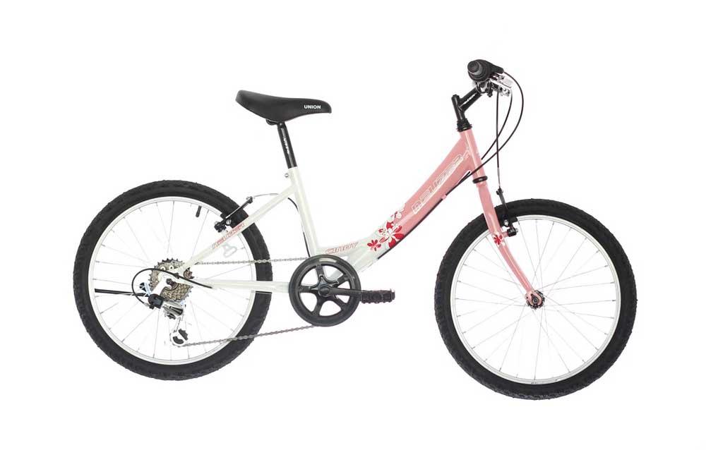 Bicicleta Neuzer Cindy Revo 20 6V