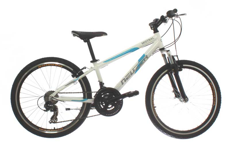 "Bicicleta junior Neuzer Mistral 24"""