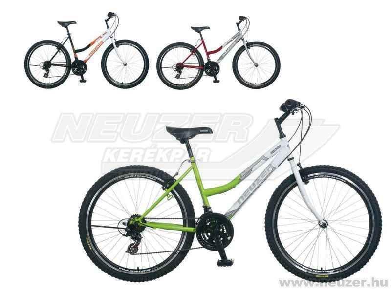 Bicicleta MTB Neuzer Nelson 18 Revo