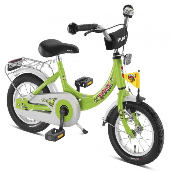 Bicicleta copii Puky ZL 12-1 Alu - verde