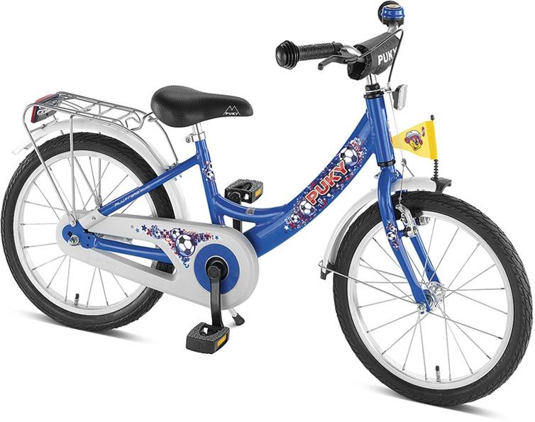 Bicicleta copii Puky ZL-16 Alu - albastru