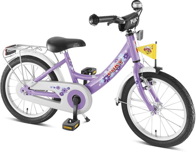 Bicicleta copii Puky ZL-18 Alu - lilac