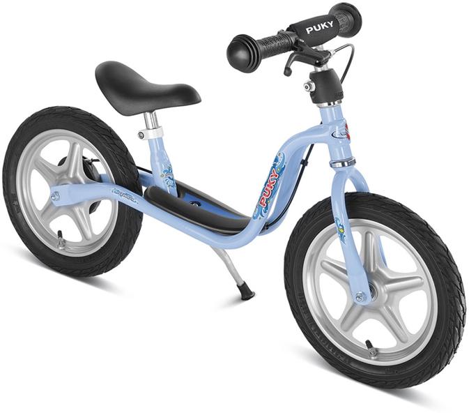 Bicicleta fara pedale Puky LR 1L Brake - bleu