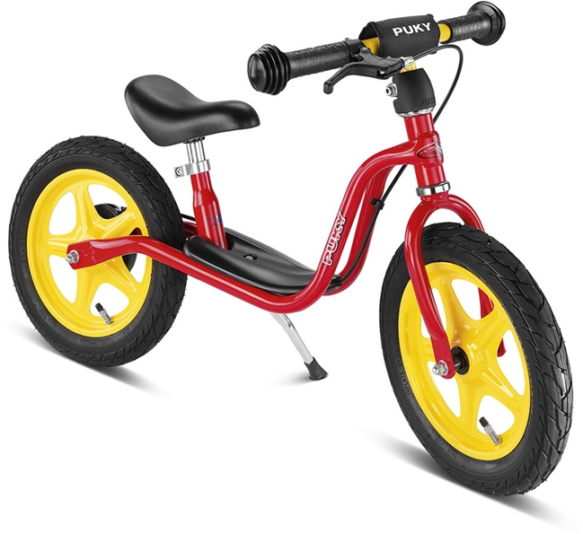 Bicicleta fara pedale Puky LR 1L Brake - rosu