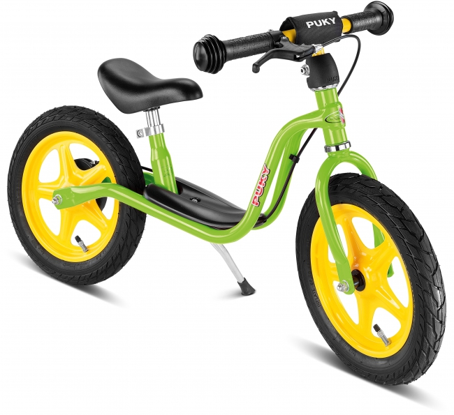 Bicicleta fara pedale Puky LR 1L Brake - verde