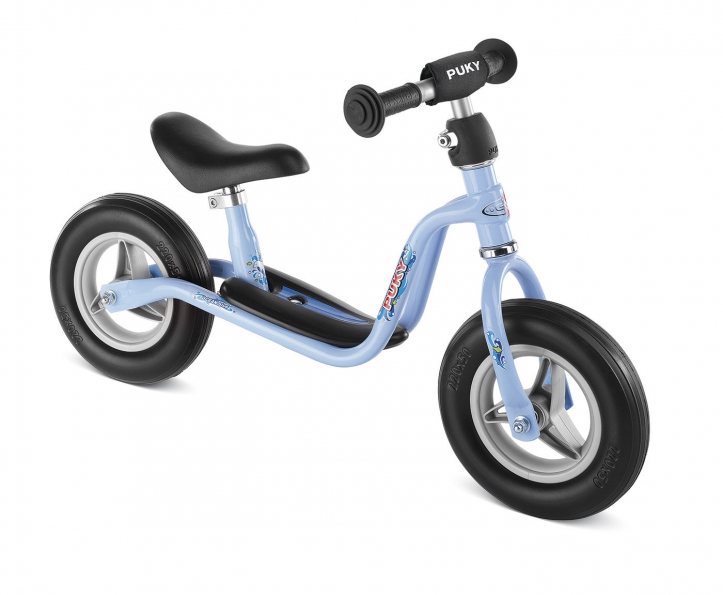 Bicicleta fara pedale Puky LR M - bleu