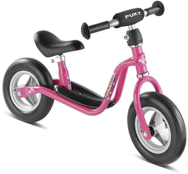 Bicicleta fara pedale Puky LR M - pink