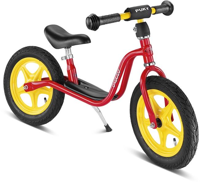 Bicicleta fara pedale Puky LR 1L - rosu