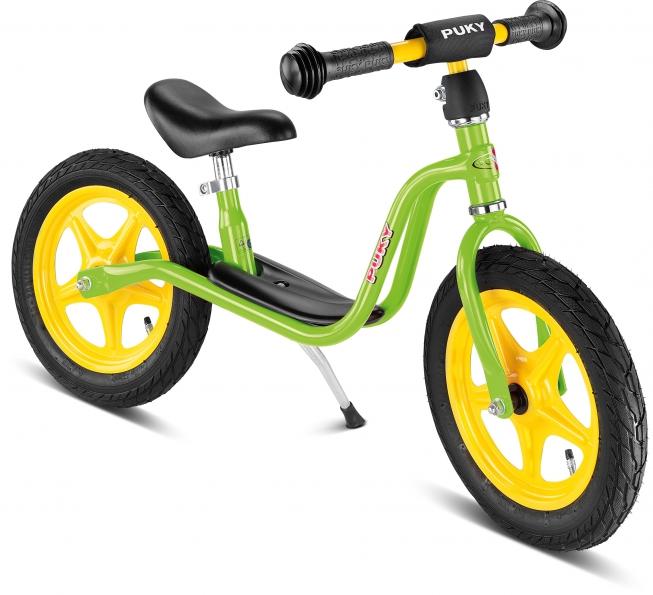 Bicicleta fara pedale Puky LR 1L - verde