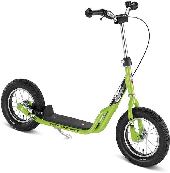 Trotineta copii Puky R07L - verde