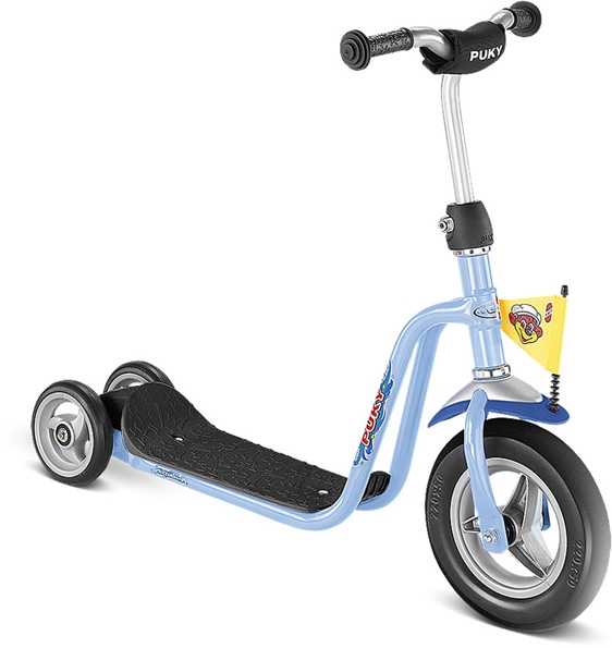 Trotineta copii Puky R1 - bleu