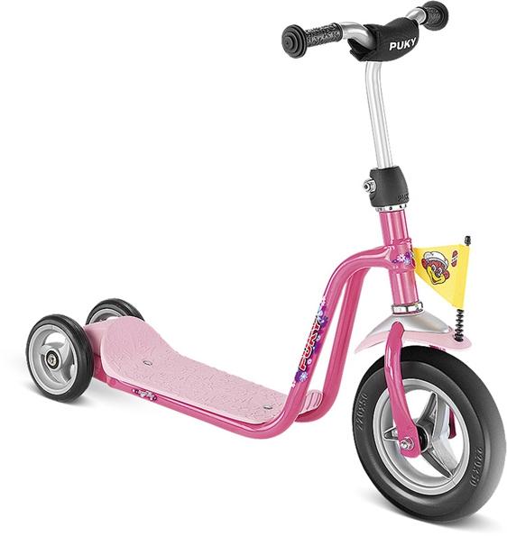Trotineta copii Puky R1 - pink
