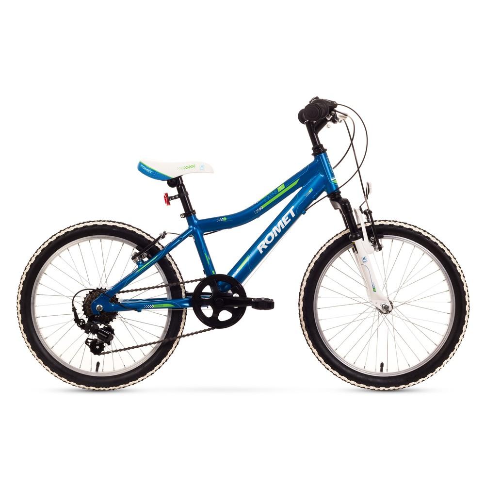 Bicicleta de copii Romet Jolene Kid 20 - albastru