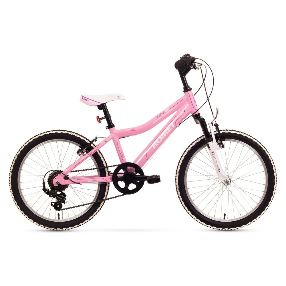 Bicicleta de copii Romet Jolene Kid 20 - roz