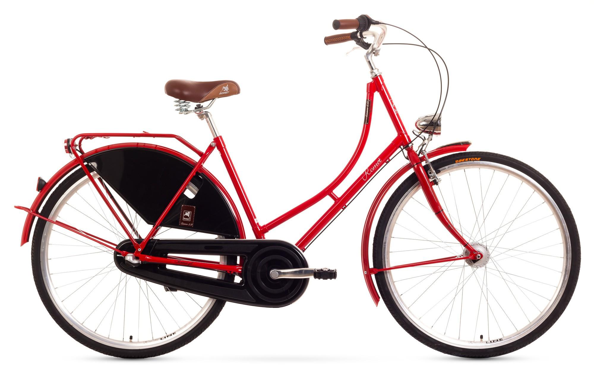 Bicicleta de oras Romet Cameo 3 - rosu